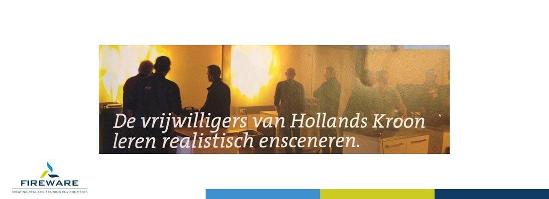 hollandsekroon vrijwilligers
