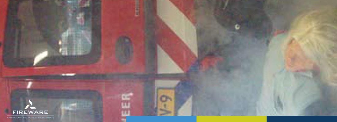 Ensceneringstraining brandweer Wormerland 2