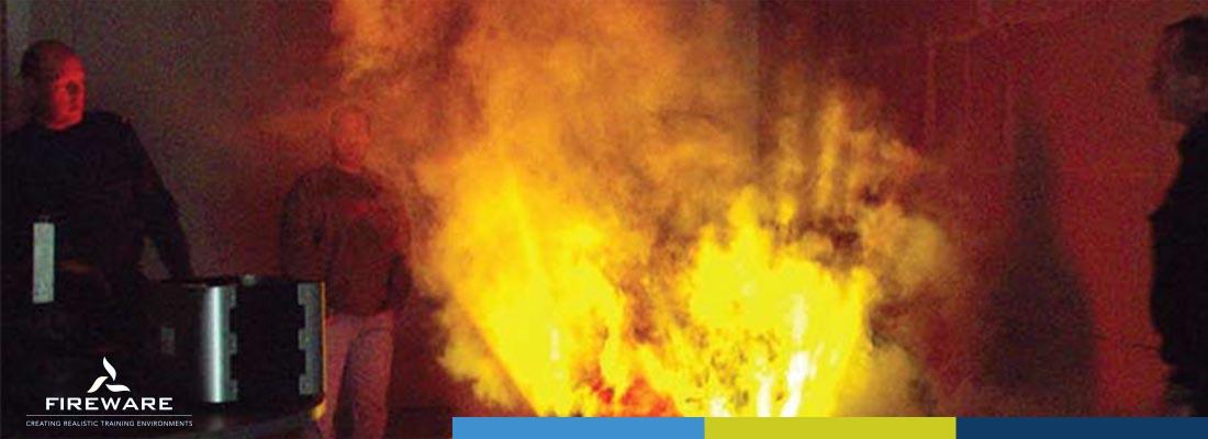Ensceneringstraining brandweer Wormerland