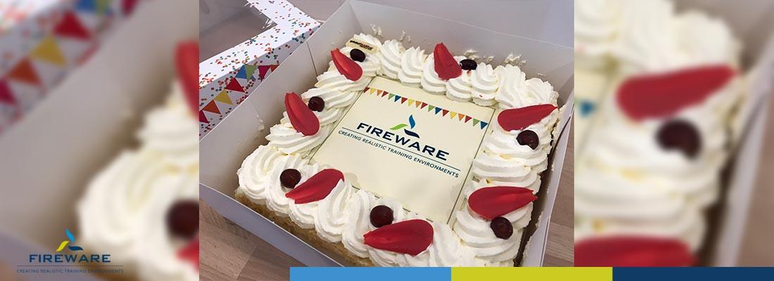 Hoera FireWare 14 jaar
