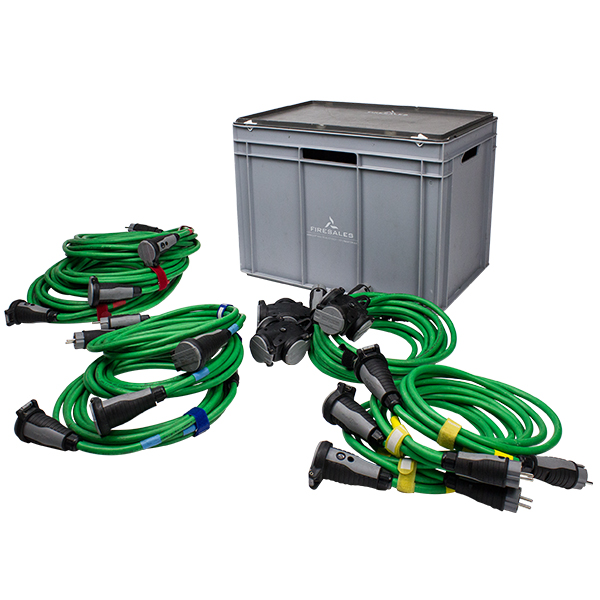 RST-701-101 Kabelset 230 Volt