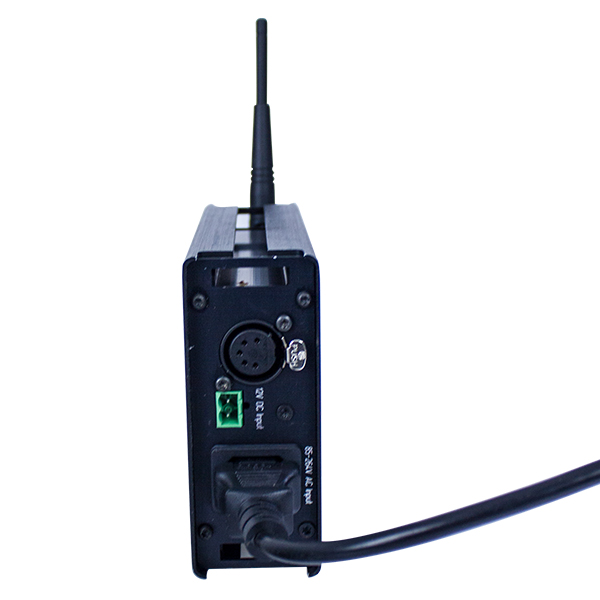 RST-701-109 DMX aansturingsset Wireless Voorkant