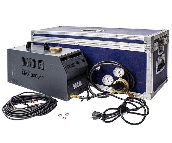 RST-702-105 Rookmachine hittebestendige rook klein