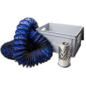 Rookmachine accessoires