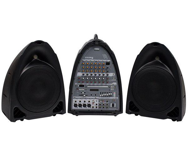 RST-704-106 Evaluatieset Speakers Los