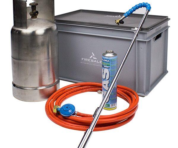 RST-709-107 Burning gascylinder_Stand allone