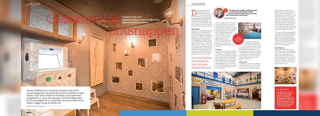EHBO.nl escaperoom