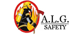 ALG Safety logo