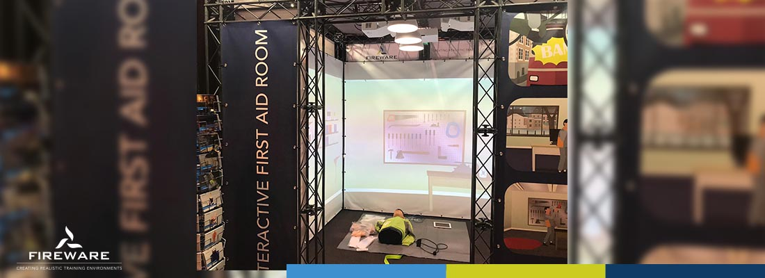 Fire Experience Day 2018 FIIT