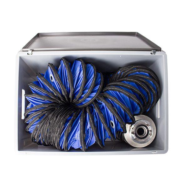 008-012-016 smokehose Set Geperforeerd _In de Doos