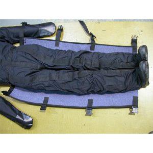 017-043-052 Beenbeschermer voor oefenpop Boven aanzicht