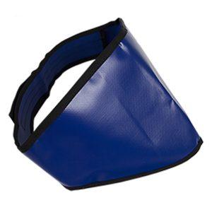 025-021-002 Blindmasker Brandweer Blauw Vast