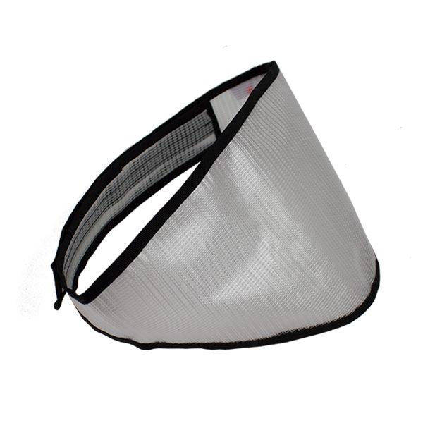 025-021-002 Blindmasker Brandweer Wit Vast