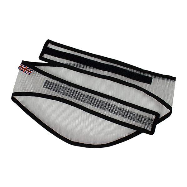 025-021-002 Blindmasker Brandweer Wit plat