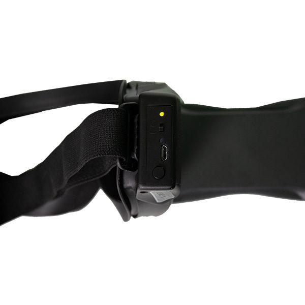 025-021-003 Nebula Blindmasker Aan en uit knop Masker