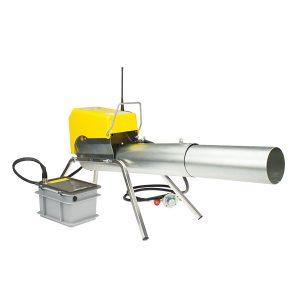 025-026-003 Elektrische ExplosieSimulator Kanon