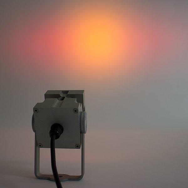 027-090-003 FireSpot Schijnen op muur