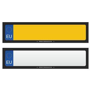 028-030-001 CRS EU Kentekenplaat