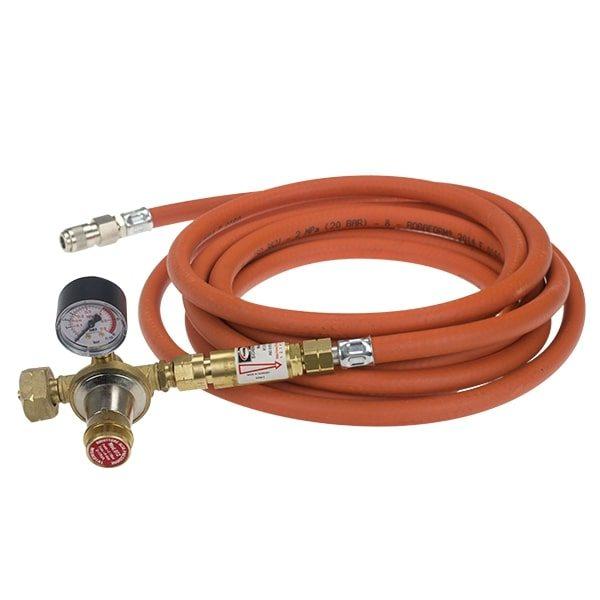 049-012-001 Vesta Blustrainer gasslang
