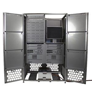 049-012-029 Add on Server Cabinet Voorkant