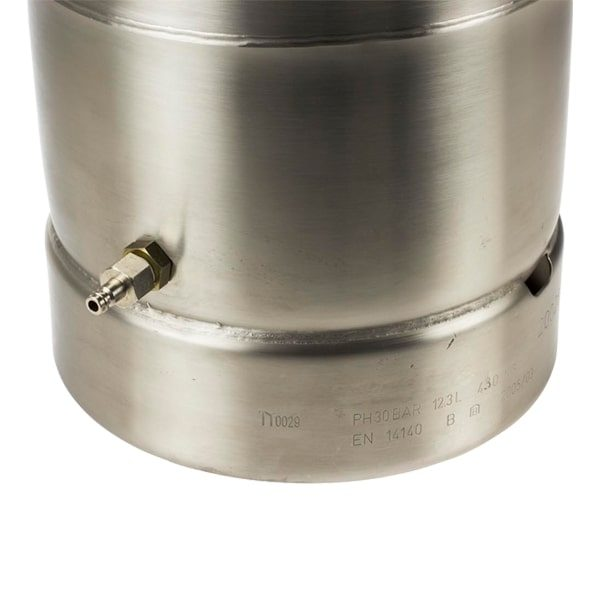 049-027-005 Stand-alone Gas Cylinder detail