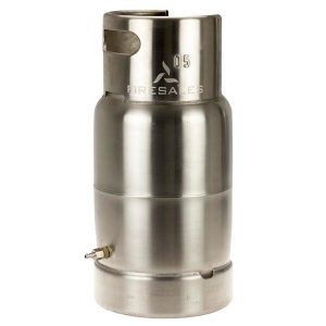 049-027-006 Add-on Gas Cylinder Voorkant
