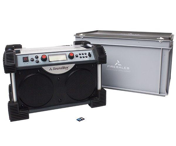 RST-704-101 Soundbox Large