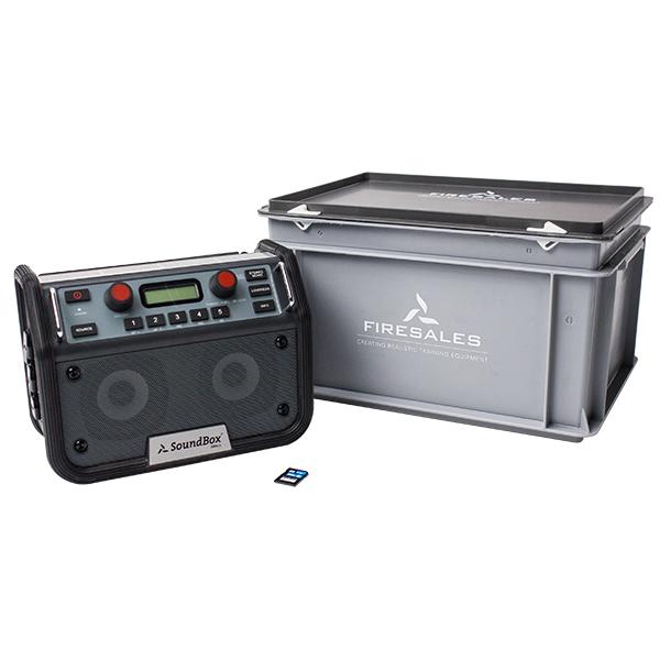 RST-704-102 Soundbox Small