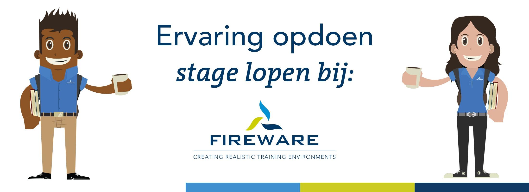 Stage lopen bij FireWare