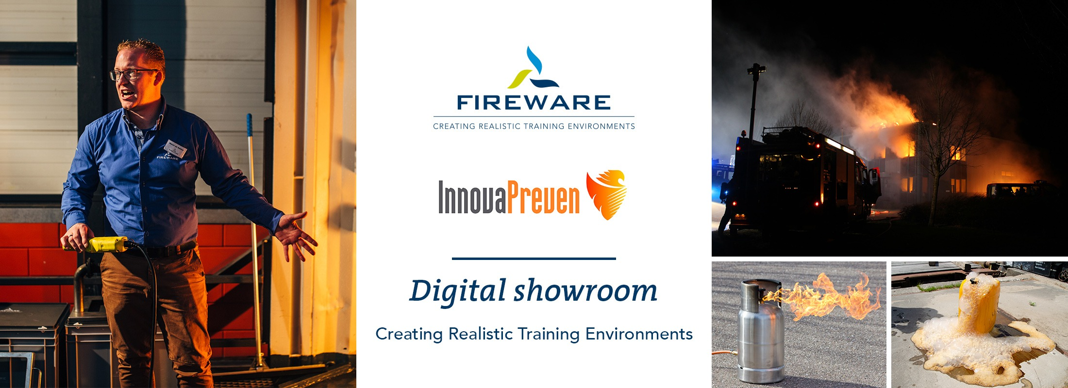 Innovapreven digital showroom
