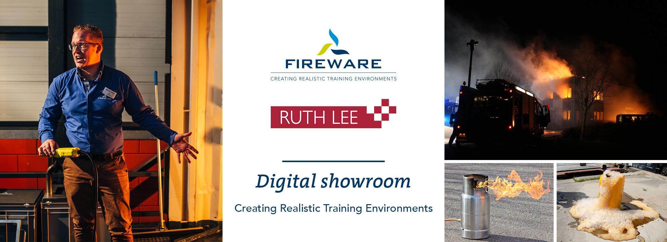 Ruth Lee digital showroom