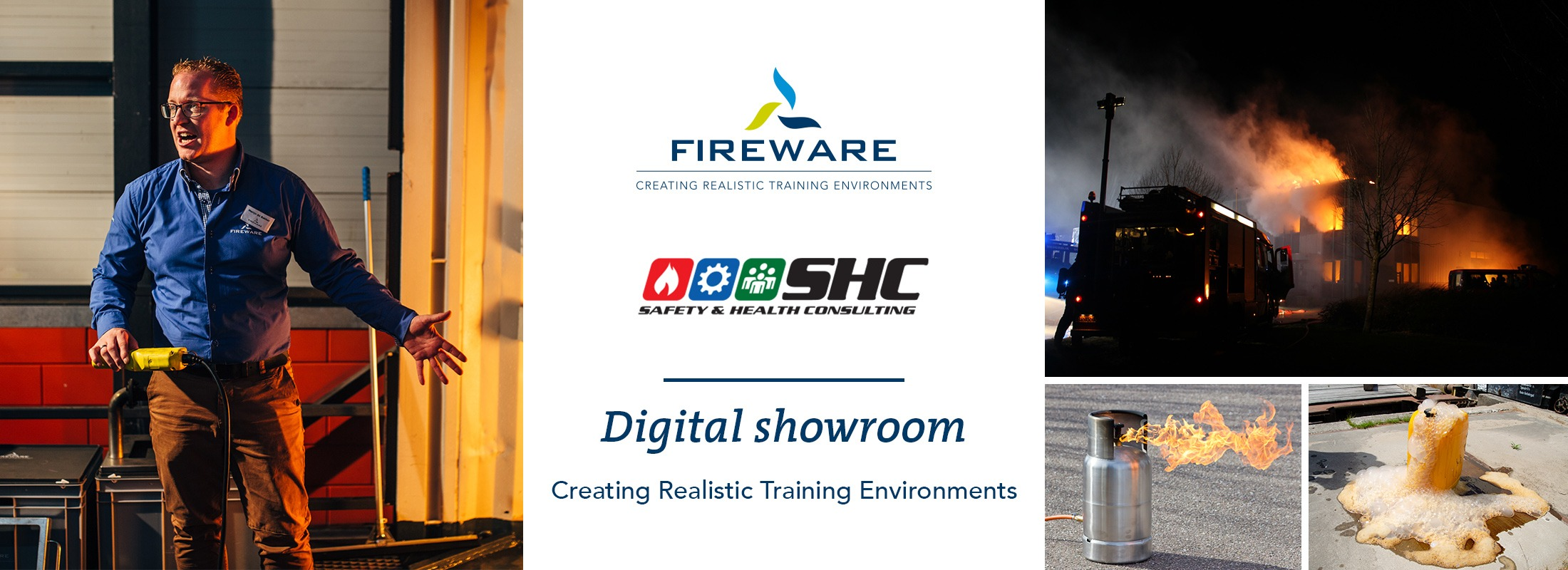 SHC digital showroom