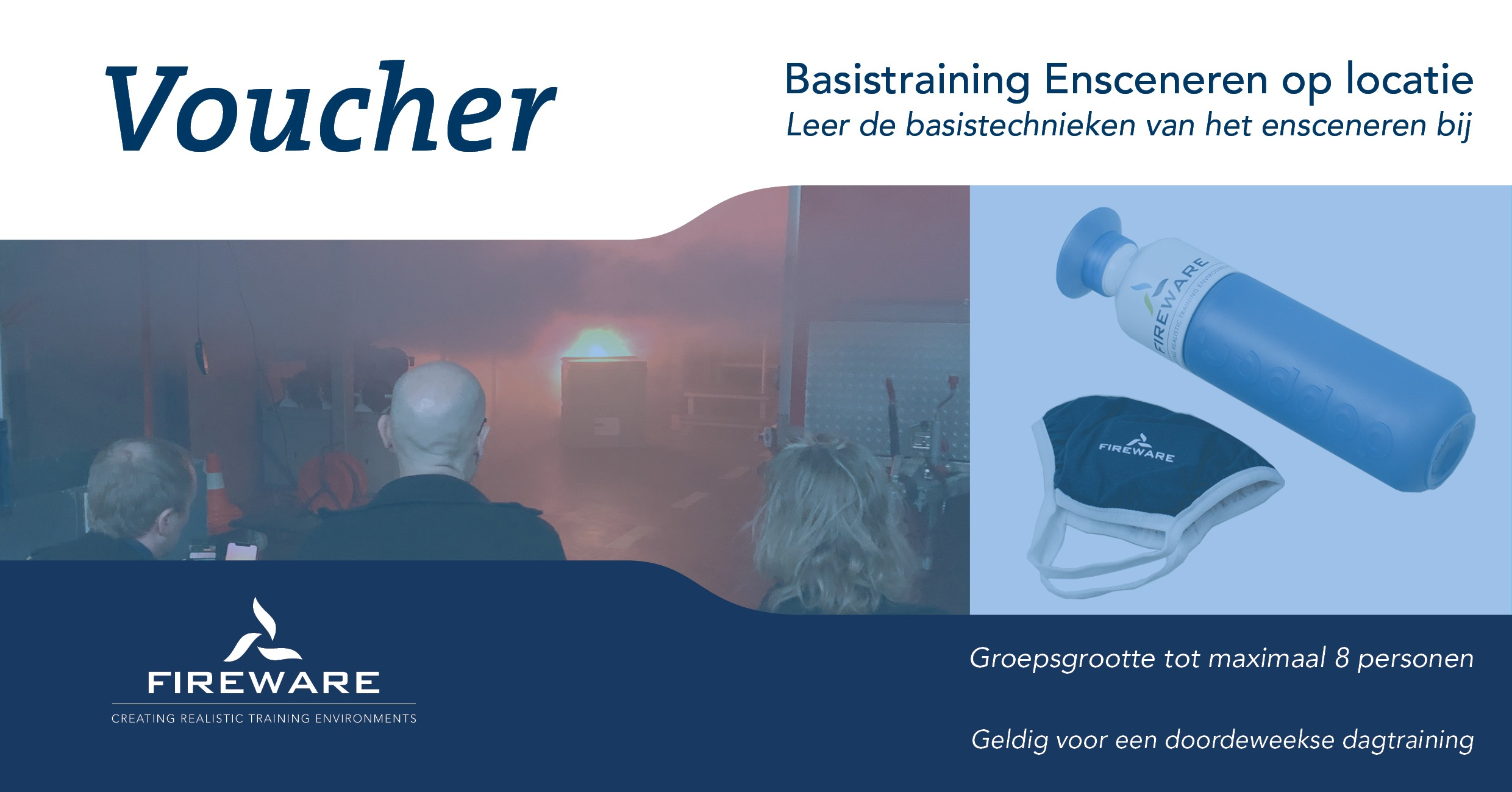 Voucher ensceneringstraining