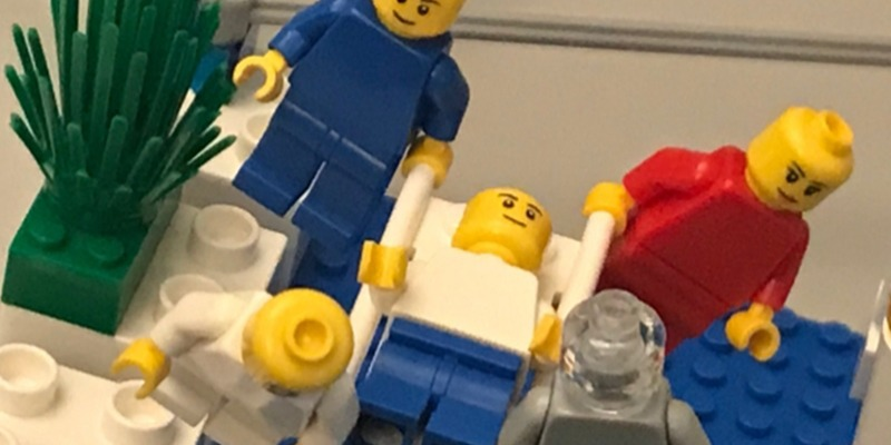 Lego Serious Play 2021