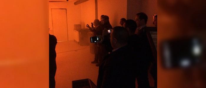 Team uit Argentinië op bezoek voor inspiratiesessie