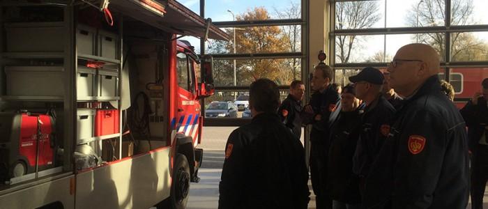 Inspiratiebijeenkomst VR Fryslân en VR Gelderland Zuid voor een interactieve Brandveilig Leven Beleving