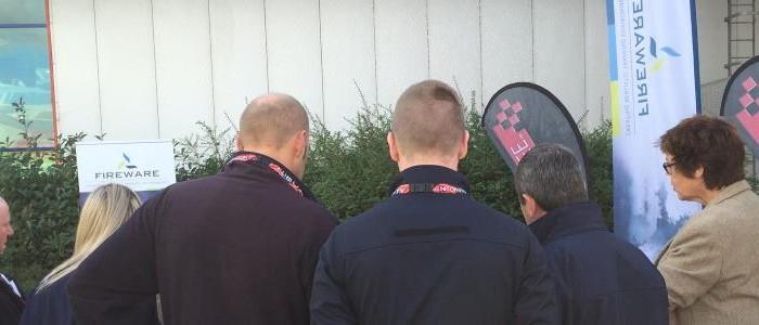 Congres sapeurs des Pompiers in Agen