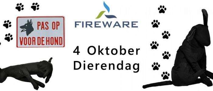 Dierendag bij FireWare