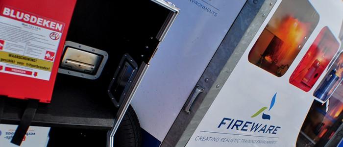 FireWare op de Hobrand - Plot Demodag