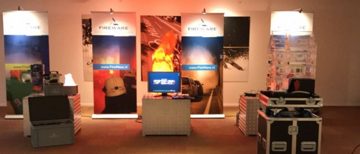 FireWare op het 4e International Safety Education Seminar