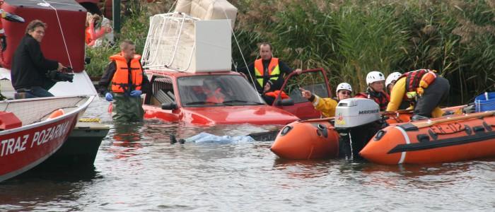 FloodEx: Vluchten voor het water