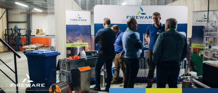 FireWare at the Hobrand demo day