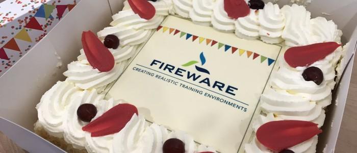 Hoera! FireWare 14 jaar!