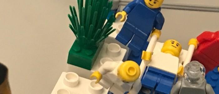 Brainstormen met LEGO SERIOUS PLAY bij FireWare