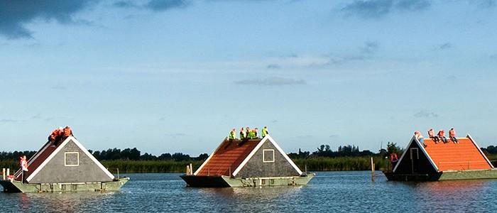 Noord-Holland onder water - FloodEx: de grootste rampenoefening ooit