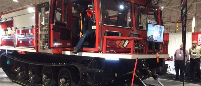 Ontario Fire Chiefs Show