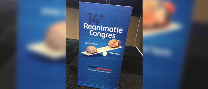 Realistisch of Abstract? FireWare verzorgt lezing tijdens het Reanimatieraad congres 2017