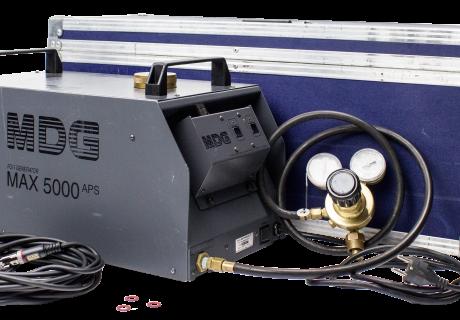 Rookmachine Hittebestendige Rook 1400W
