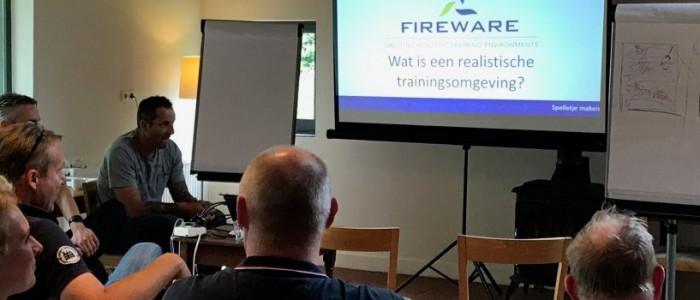 Wat is een realistische trainingsomgeving? Een workshop bij Veiligheidsregio Haaglanden