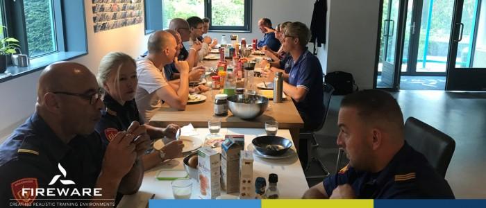 Kurs zur Instandhaltung von Übungsmaterialien für die Sicherheitsregio Limburg-Nord